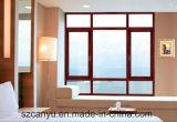 Ventana de cristal fija barato modificada para requisitos particulares caliente del PVC de la venta del 100%