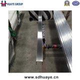 Tubo de tubo ranurado de acero inoxidable, tubo de canal para barandilla de vidrio de balaustrada