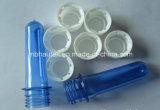 Nueva botella de agua del animal doméstico Prefom maquinaria de producción
