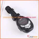 Transmisor FM Bluetooth para coche reproductor de MP3 Wireless Transmisor FM para el Kit de coche