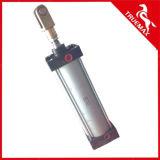 Hls120 Hls180のコンクリートの混合の区分のプラントのための空気シリンダーSc-100*250-CB