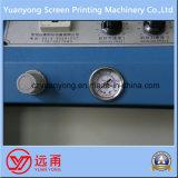 Semiautomática máquina de impresión de pantalla plana de la etiqueta
