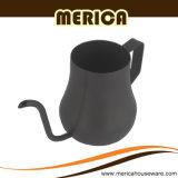 方法多彩なステンレス鋼の滴りのCoffeewareのミルクの鍋のコーヒー鍋