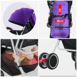 beweglicher BabyPram, einfacher faltender Baby-Spaziergänger/Pram