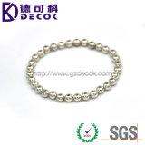 Balles décoratives en acier inoxydable pour bijoux corporels