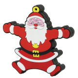 Santa Claus Xmas Unidade Flash USB barato Memory Stick de 4 GB