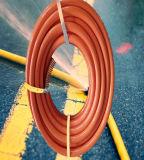 Boyau thermoplastique de peinture de jet avec le tube en nylon et la couverture de TPU