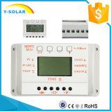 contrôleur solaire de charge de 12V/24V 10A pour le système solaire M10
