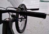 Bicicleta elétrica da fibra do carbono de 22 PAS da polegada com opção do regulador de pressão