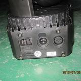7X10W RGBW LED Beam luz principal móvil