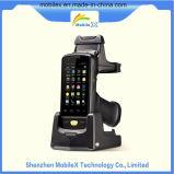 PDA con OS androide, explorador del código de barras, programa de lectura de RFID