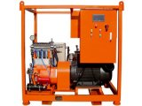 Max. Arbeitselektrisches Laufwerk-Hochdruckreinigungs-Maschine des Stab-Pressure1500/des Maximums Discharge100 l/min