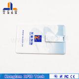 Personnalisez la carte RFID U avec des matériaux d'emballage pour animaux de compagnie