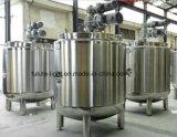 depósito mezclador de acero inoxidable de 200 galones de alimentos
