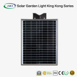 Nouveau design Jardin lumière solaire intégré avec commande à distance (20 W)