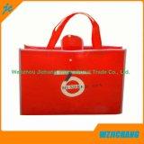 中国の製造業者の再使用可能なカスタムロゴの安いショッピング非編まれた袋