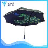 Mobilier extérieur Promotion cadeau LED parapluie avec impression de logo