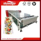 480mm * 1.7m Roll to Roll Sublimation Heat Press Machine / Calendrier pour textiles en rouleaux