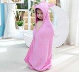 100% قطر ليّنة غطاء طفلة فوطة مصنع صناعة
