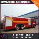 HOWO 13mt-16mt Fire Fighting Truck Extincteur véhicule