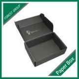 Обе стороны серой бумаги для печати картонная коробка электронной почты