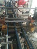 Abbrechen-Verschluss Gdhh-800 Unterseiten-automatische Faltblatt Gluer Maschine