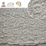 Tissu en dentelle en coton Textiles maison africaine Broderie nouvelle ligne E10030