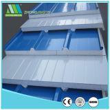 강철 EPS/Rockwool/Glasswool/PU 샌드위치 위원회를 지붕을 다는 건축재료