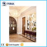 Innenschlafzimmer-hölzerne Tür, zusammengesetzter Tür-Entwurf mit Bauholz Venner