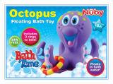 Juguetes de la diversión de Bathtime del escándalo del pulpo, púrpuras
