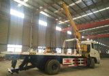 Carro de camión de auxilio con la grúa LHD y carro del rescate de Rhd para la venta