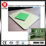 WC Cubicle Partition Compact HPL Phenolic Board