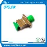 Adaptador de fibra óptica Simplex Sm
