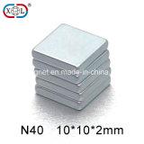 Super starker Block-Neodym-Zink-Magnet