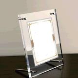 磁気風防ガラスの表示フレーム、自由で永続的なアクリルの写真フレーム