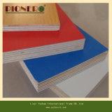 Contre-plaqué coloré de mélamine pour la décoration de meubles