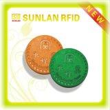 Широко используемый знак внимания ABS пластичный RFID для метро/перевозки с обломоком NFC внутрь