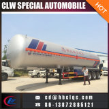 3axles 59.52m3 25m LPG Transoprtation 트레일러 LPG 트레일러