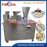 Bolinho de massa de fatura automático Samosa de Pelmeni do produto da máquina
