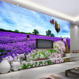 Idéia autoadesiva bonita da pintura mural da parede do projeto novo