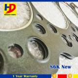 Novo tipo jogo cheio de S6k da gaxeta para as peças de motor da máquina escavadora