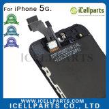 Экран LCD мобильного телефона высокого качества оптовой цены на iPhone 5, AAA