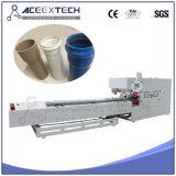 Línea plástica de la protuberancia del tubo del tubo Machine/PVC