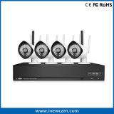 cámara sin hilos al aire libre del IP de la red de la seguridad 1080P con audio