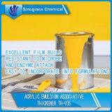 Flüssiges Acryllack-Verdickungsmittel für Gewebe/Gebäude