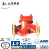 Costume da válvula de verificação do RUÍDO de China dos distribuidores que processa Fig417lk