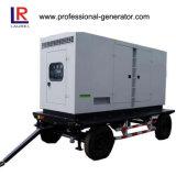 8KW e 500 kw gerador diesel no reboque