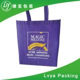 بيع بالجملة يعيد عادة لا يحاك تسوق يحمل حقائب مع مقبض [توت بغ]