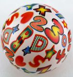 PVC Footbalかおもちゃの球またはサッカーボール