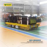 Carrello resistente di trasferimento di industria per la soluzione passante materiale